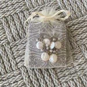 Handmade Freshwater Pearl Earrings